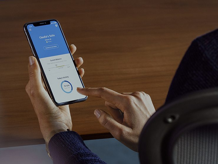 Live platform wellness app 0035